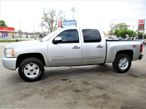 2010 Chevrolet Silverado 1500 for sale at Steffes Motors in Council Bluffs IA