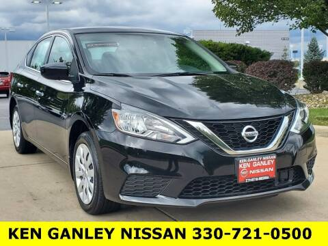 2018 Nissan Sentra for sale at Ken Ganley Nissan in Medina OH