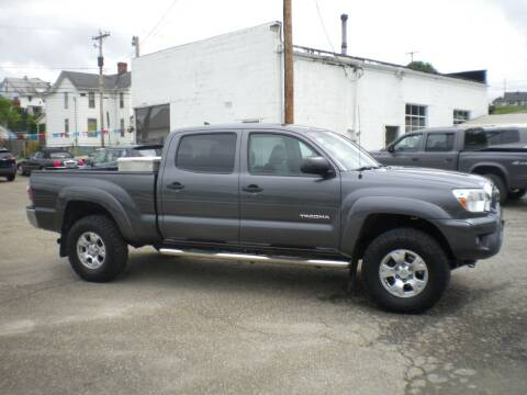 2014 Toyota Tacoma for sale at Starrs Used Cars Inc in Barnesville OH