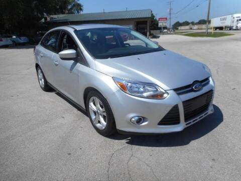 2012 Ford Focus for sale at RJ Motors in Plano IL