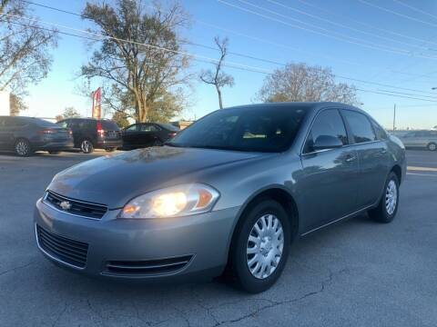 2008 Chevrolet Impala for sale at International Cars Co in Murfreesboro TN