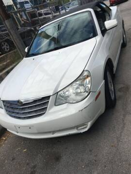 2008 Chrysler Sebring for sale at Carzready in San Antonio TX