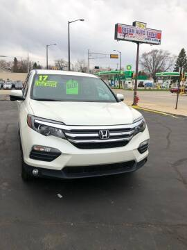 2017 Honda Pilot for sale at Dream Auto Sales in South Milwaukee WI