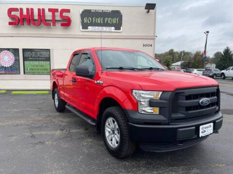 2016 Ford F-150 for sale at Shults Resale Center Olean in Olean NY
