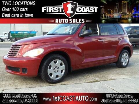 2007 Chrysler PT Cruiser for sale at 1st Coast Auto -Cassat Avenue in Jacksonville FL