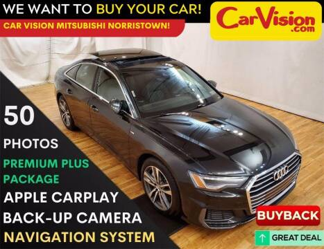 2019 Audi A6 for sale at Car Vision Mitsubishi Norristown in Trooper PA