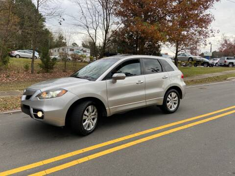 2011 Acura RDX for sale at THE AUTO FINDERS in Durham NC