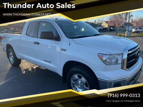 2011 Toyota Tundra for sale at Thunder Auto Sales in Sacramento CA