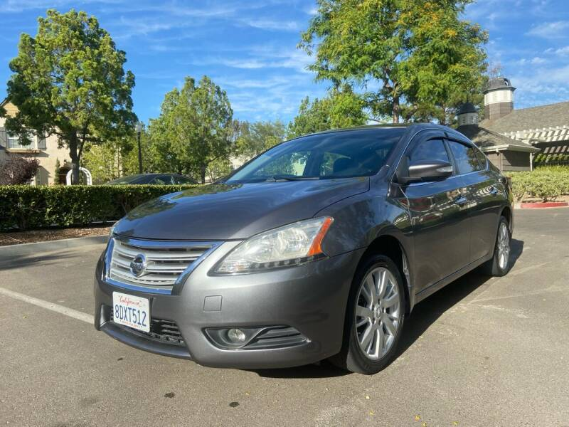 2015 Nissan Sentra for sale at PRESTIGE AUTO SALES GROUP INC in Stevenson Ranch CA