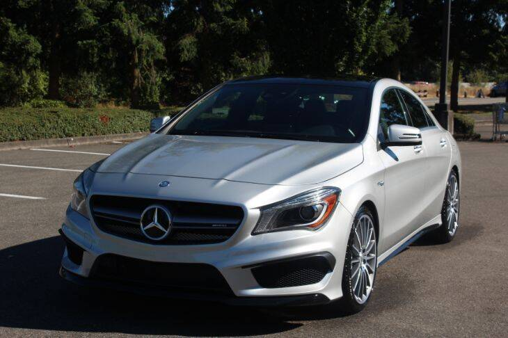 2016 Mercedes-Benz CLA for sale at Top Gear Motors in Lynnwood WA