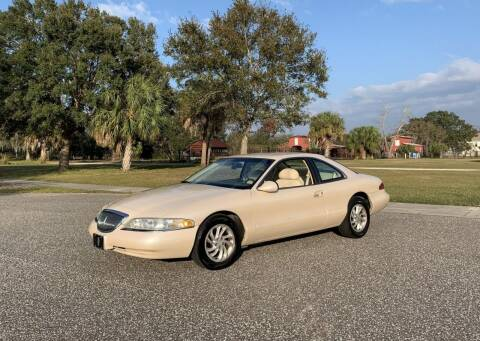 1997 Lincoln Mark VIII for sale at P J'S AUTO WORLD-CLASSICS in Clearwater FL