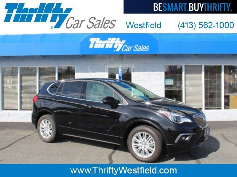 2017 Buick Envision for sale at Thrifty Car Sales Westfield in Westfield MA