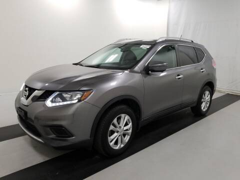 2016 Nissan Rogue for sale at SILVER ARROW AUTO SALES CORPORATION in Newark NJ
