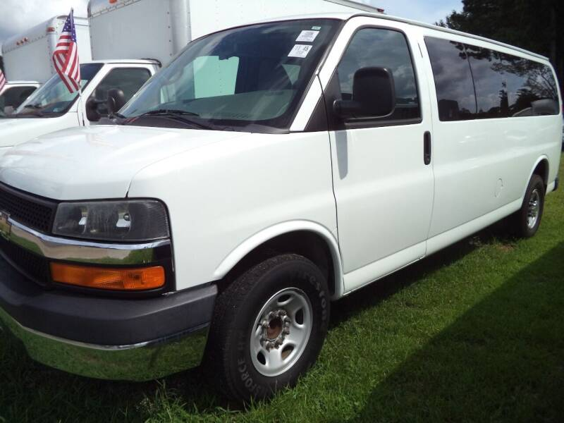 2014 Chevrolet Express Passenger for sale at H and H Truck Center in Newport News VA