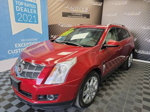 2010 Cadillac SRX for sale at X Drive Auto Sales Inc. in Dearborn Heights MI