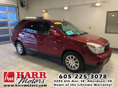 2006 Buick Rendezvous for sale at Harr Motors Bargain Center in Aberdeen SD