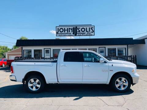 2014 RAM Ram Pickup 1500 for sale at John Solis Automotive Village in Idaho Falls ID