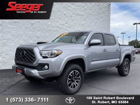 2020 Toyota Tacoma for sale at SEEGER TOYOTA OF ST ROBERT in Saint Robert MO
