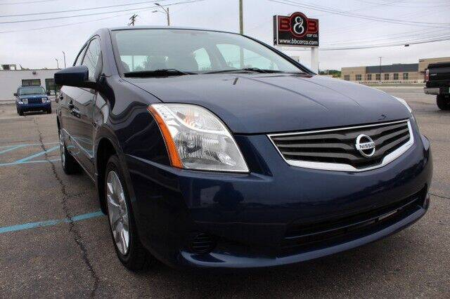2012 Nissan Sentra for sale at B & B Car Co Inc. in Clinton Twp MI