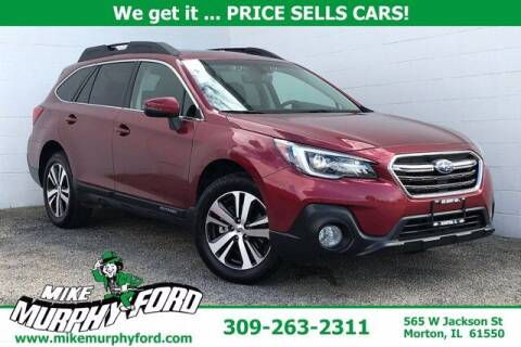 2019 Subaru Outback for sale at Mike Murphy Ford in Morton IL