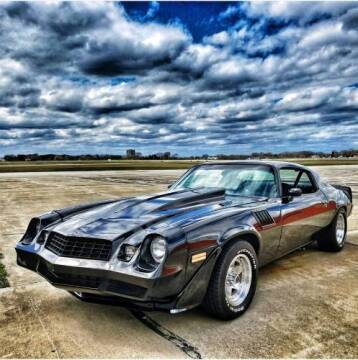 1979 Chevrolet Camaro for sale at Classic Car Deals in Cadillac MI