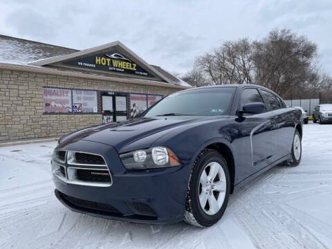2014 Dodge Charger for sale at HotWheelz Auto Group in Detroit MI