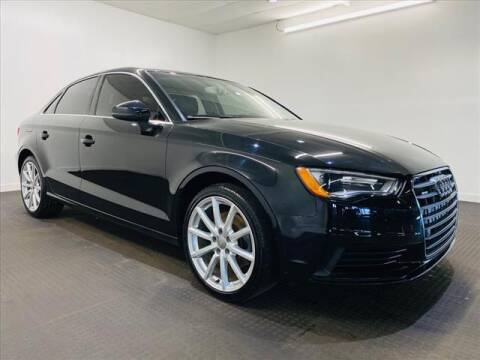 2015 Audi A3 for sale at Champagne Motor Car Company in Willimantic CT