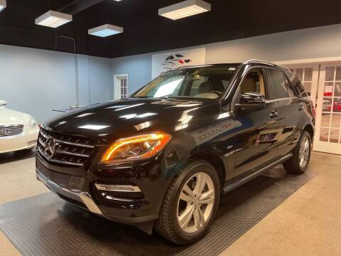 2012 Mercedes-Benz M-Class for sale at Quality Autos in Marietta GA