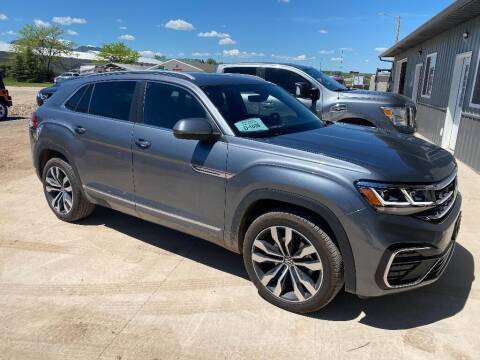 2020 Volkswagen Atlas Cross Sport for sale at FAST LANE AUTOS in Spearfish SD