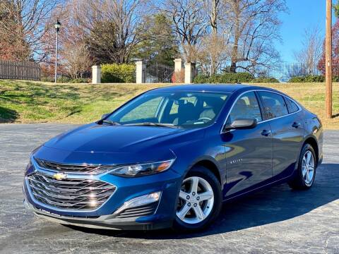 2019 Chevrolet Malibu for sale at Sebar Inc. in Greensboro NC