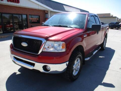 2007 Ford F-150 for sale at Eden's Auto Sales in Valley Center KS