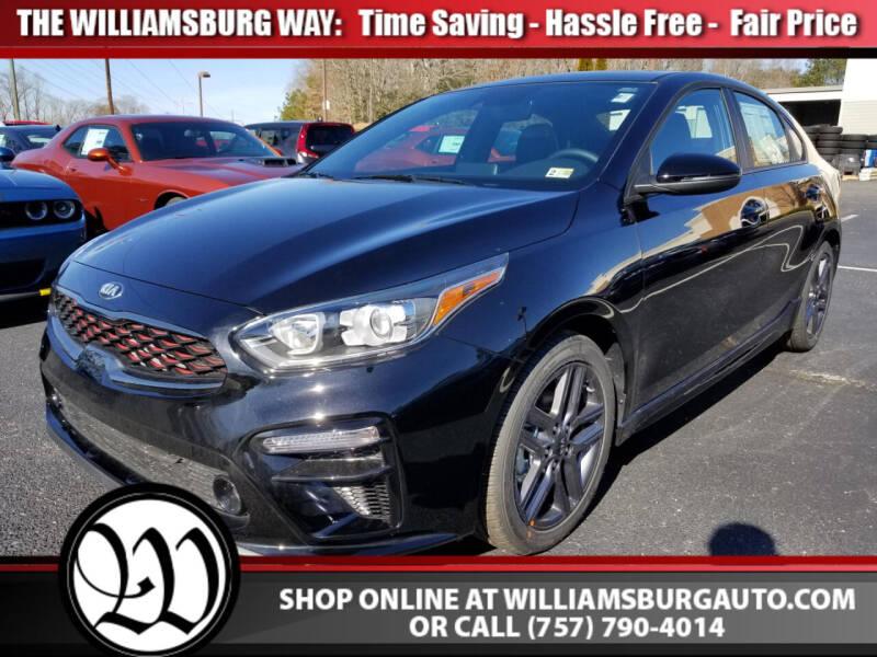 2021 Kia Forte for sale in Williamsburg, VA