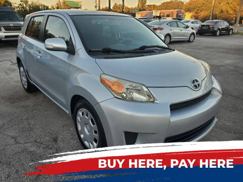 2008 Scion xD for sale at Mars auto trade llc in Kissimmee FL