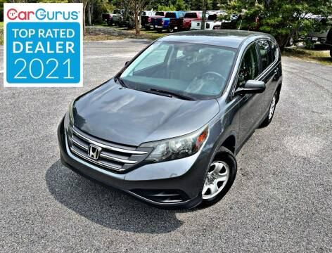2013 Honda CR-V for sale at Brothers Auto Sales of Conway in Conway SC