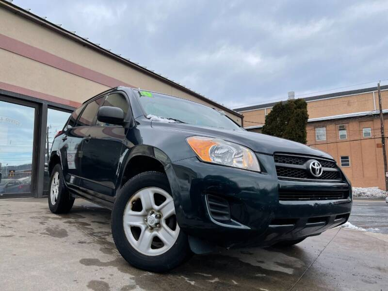2010 Toyota RAV4 for sale at Car Mart Auto Center II, LLC in Allentown PA