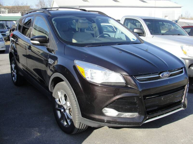 2013 Ford Escape for sale at Turnpike Auto Sales LLC in East Springfield NY