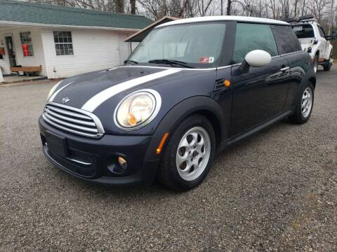 2012 MINI Cooper Hardtop for sale at Ona Used Auto Sales in Ona WV