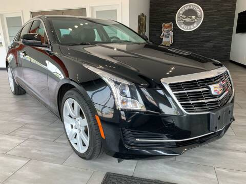 2016 Cadillac ATS for sale at Evolution Autos in Whiteland IN