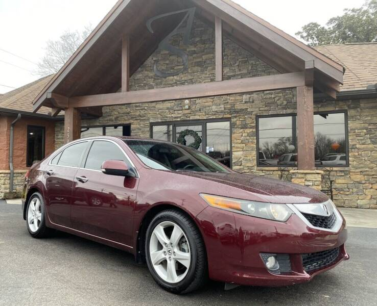 2010 Acura TSX for sale at Auto Solutions in Maryville TN
