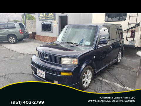 2006 Scion xB for sale at Affordable Luxury Autos LLC in San Jacinto CA