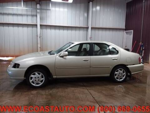 1999 Nissan Altima for sale at East Coast Auto Source Inc. in Bedford VA