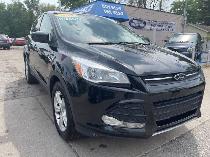 2014 Ford Escape for sale at Great Lakes Auto House in Midlothian IL
