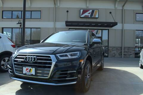 2018 Audi SQ5 for sale at Auto Assets in Powell OH