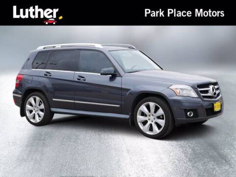 2010 Mercedes-Benz GLK for sale at Park Place Motor Cars in Rochester MN