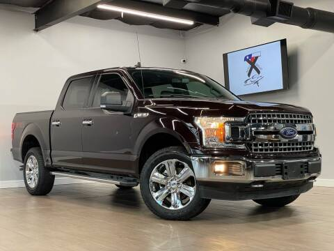 2019 Ford F-150 for sale at TX Auto Group in Houston TX