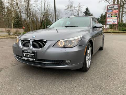 2008 BMW 5 Series for sale at CAR MASTER PROS AUTO SALES in Lynnwood WA