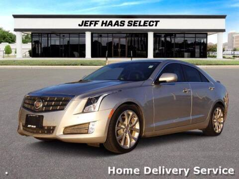 2014 Cadillac ATS for sale at JEFF HAAS MAZDA in Houston TX