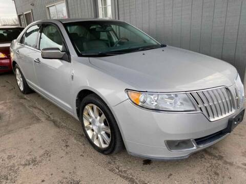 2010 Lincoln MKZ for sale at Superior Motors in Mount Morris MI