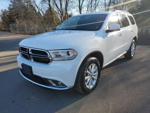 2019 Dodge Durango for sale at Ace Auto in Jordan MN