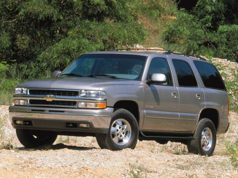 2005 Chevrolet Tahoe for sale at Midway Auto Outlet in Kearney NE